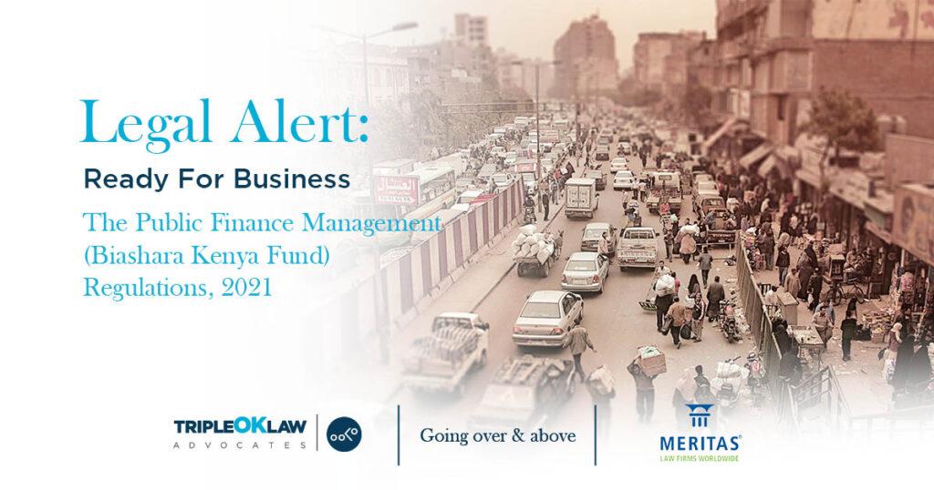 Public Finance Management Act Legal alert